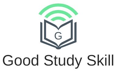Good Study Skill